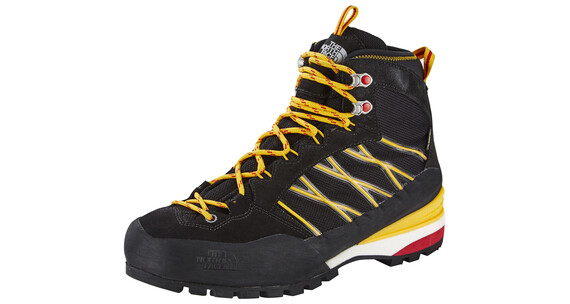 The North Face Verto S3K GTX Shoes Men TNF Black/TNF Yellow